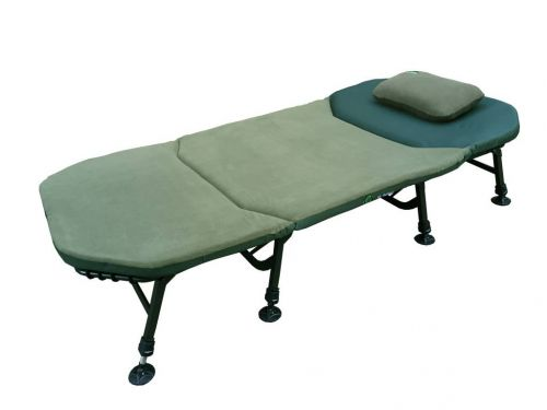 Grizzly flatliner bedchair compressed system